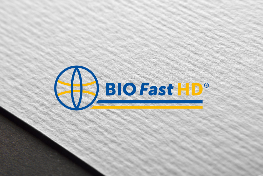 BioFastHD logo by 28DO IT
