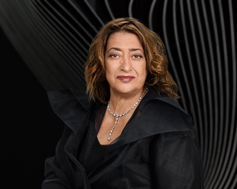 zaha hadid: the architect's work in her own words